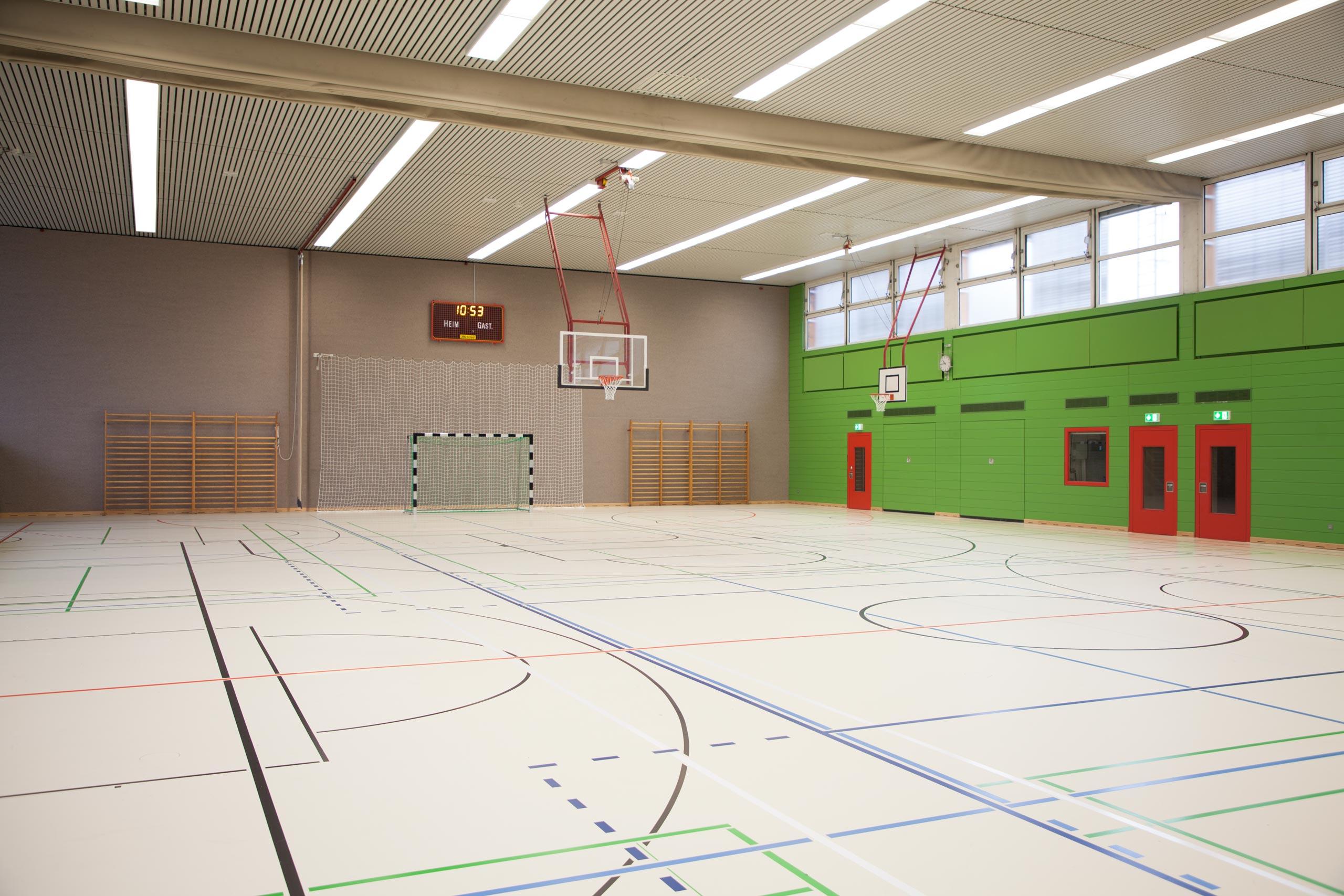 Sporthalle Reinickendorf